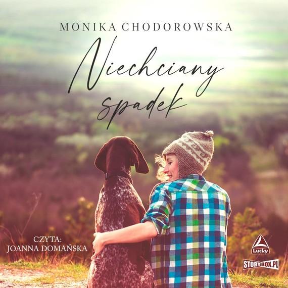 okładka Niechciany spadekaudiobook   MP3   Monika Chodorowska