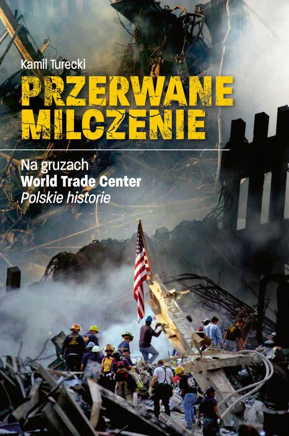 okładka Przerwane milczenieebook   epub, mobi, pdf   Kamil Turecki