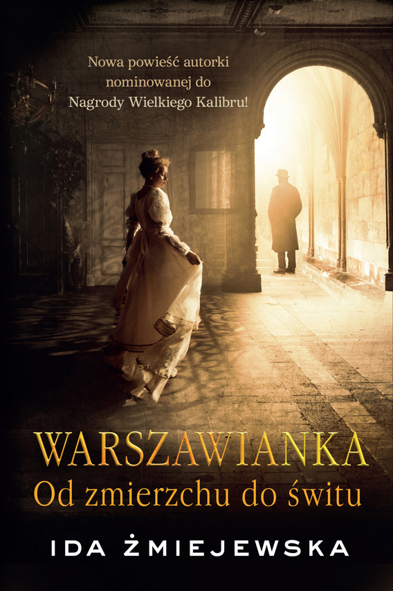 okładka Warszawianka. Od zmierzchu do śwituebook | epub, mobi | Ida Żmiejewska