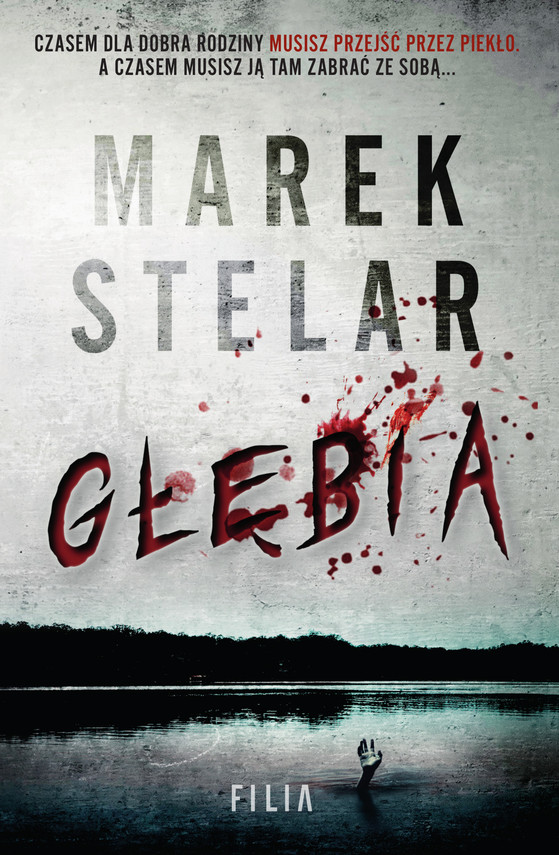 okładka Głębiaebook | epub, mobi | Marek Stelar