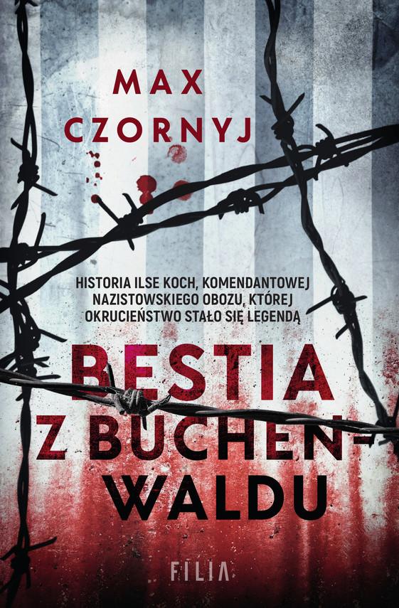 okładka Bestia z Buchenwalduebook   epub, mobi   Max Czornyj