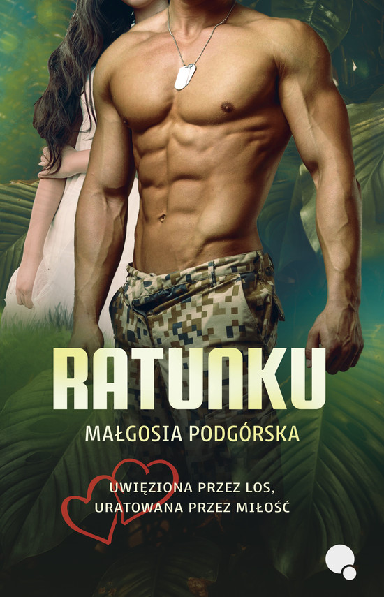 okładka Ratunkuebook | epub, mobi | Małgosia Podgórska