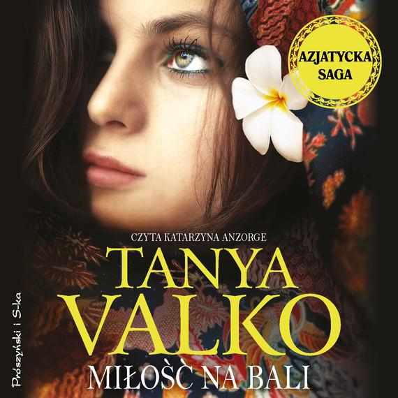 okładka Miłość na Baliaudiobook | MP3 | Tanya Valko