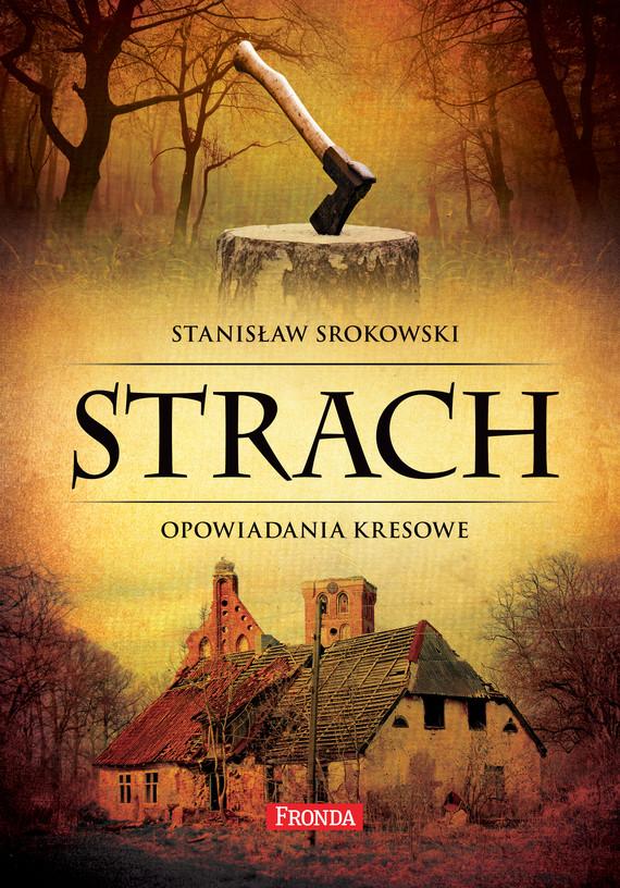 okładka Strachebook | epub, mobi, pdf | Stanisław Srokowski