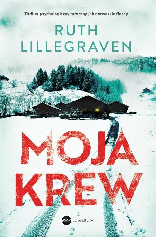okładka Moja krewksiążka      Ruth Lillegraven