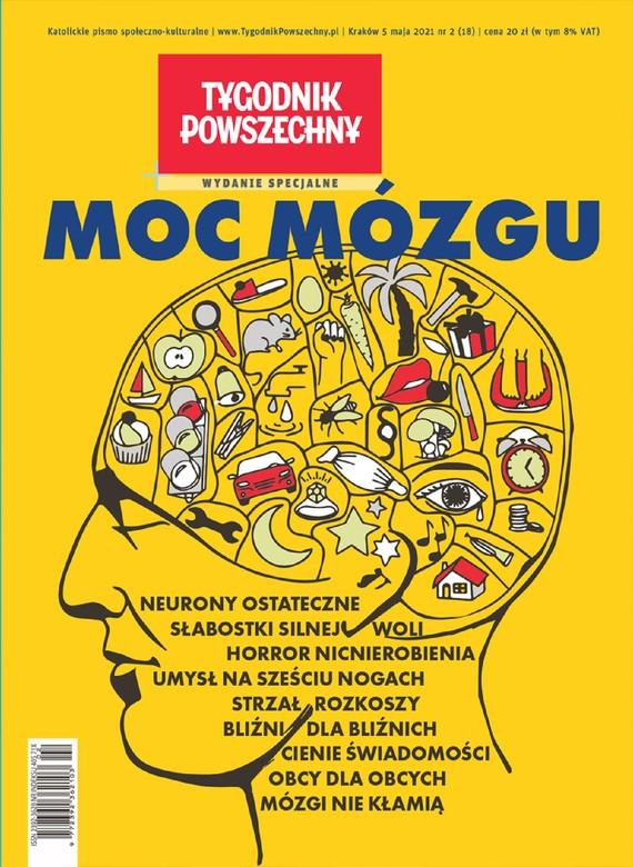 okładka Tygodnik Powszechny - Wydanie Specjalne Moc mózguebook | epub, mobi | Opracowanie zbiorowe