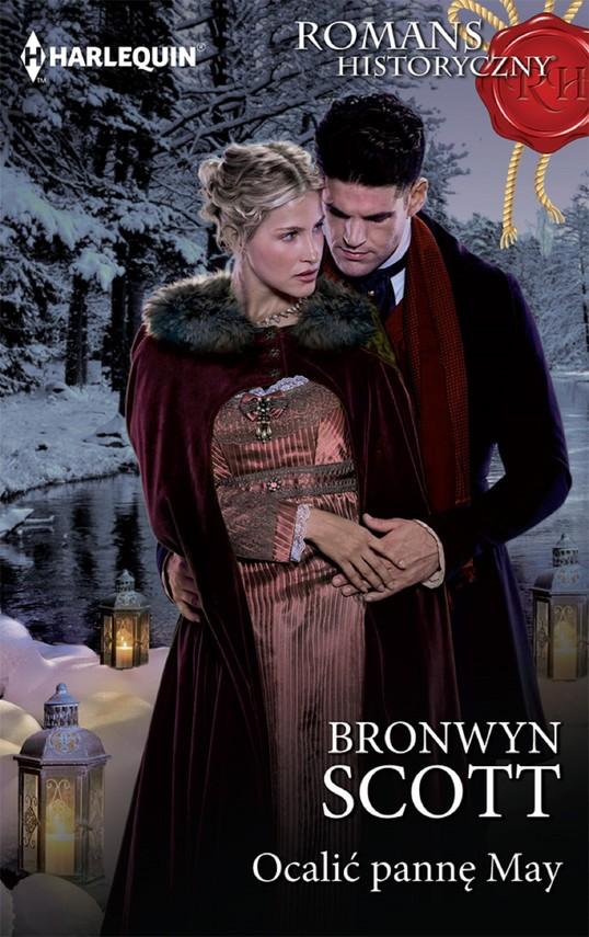 okładka Ocalić pannę Mayebook   epub, mobi   Bronwyn Scott