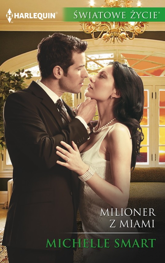 okładka Milioner z Miamiebook   epub, mobi   Michelle Smart