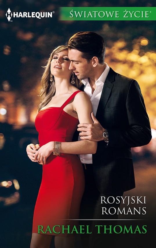 okładka Rosyjski romansebook | epub, mobi | Rachael Thomas