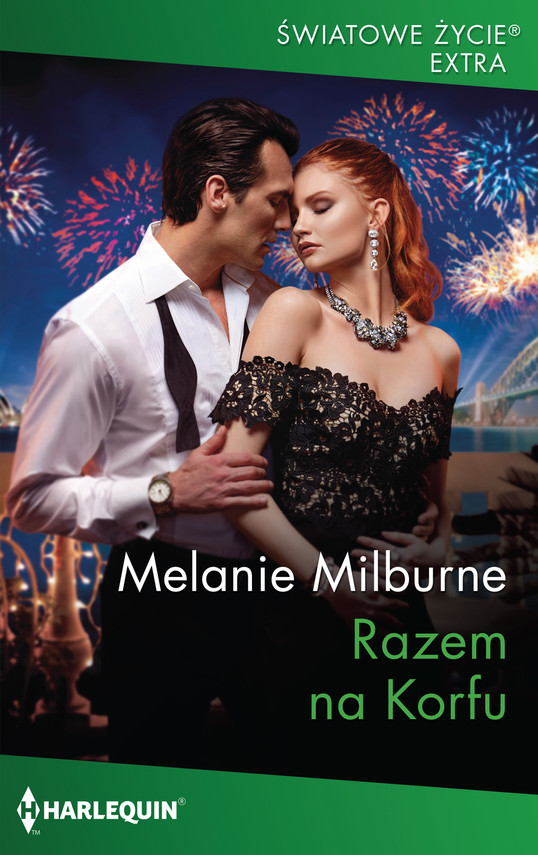 okładka Razem na Korfuebook | epub, mobi | Melanie Milburne