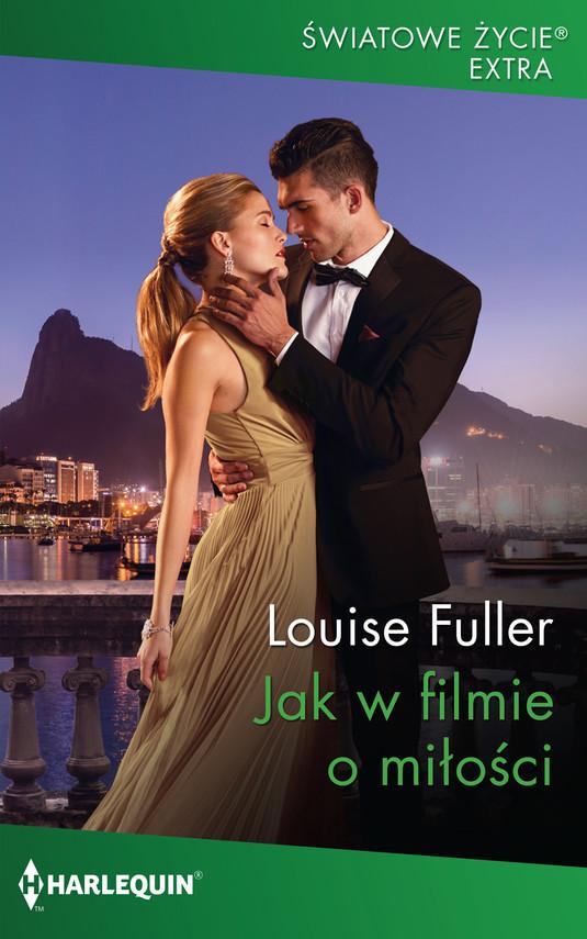 okładka Jak w filmie o miłościebook | epub, mobi | Louise Fuller