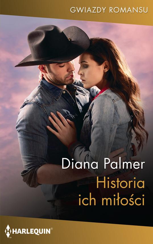 okładka Historia ich miłościebook   epub, mobi   Diana Palmer