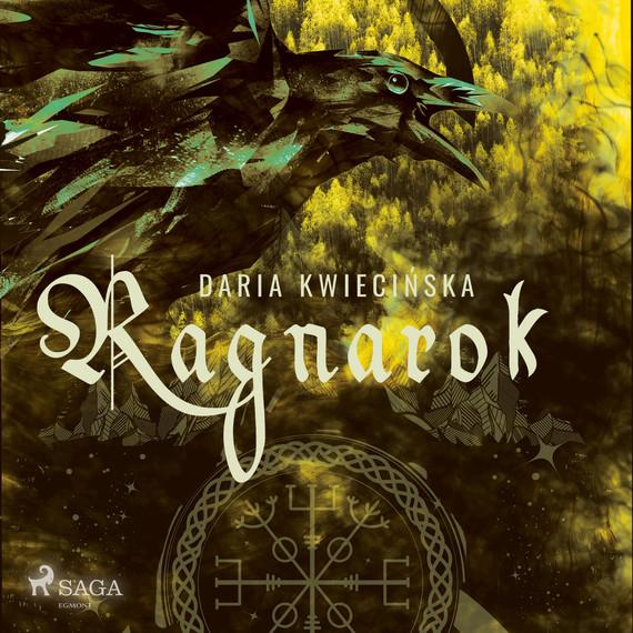 okładka Ragnarokaudiobook | MP3 | Daria Kwiecińska