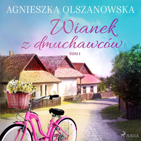 okładka Wianek z dmuchawcówaudiobook   MP3   Agnieszka Olszanowska