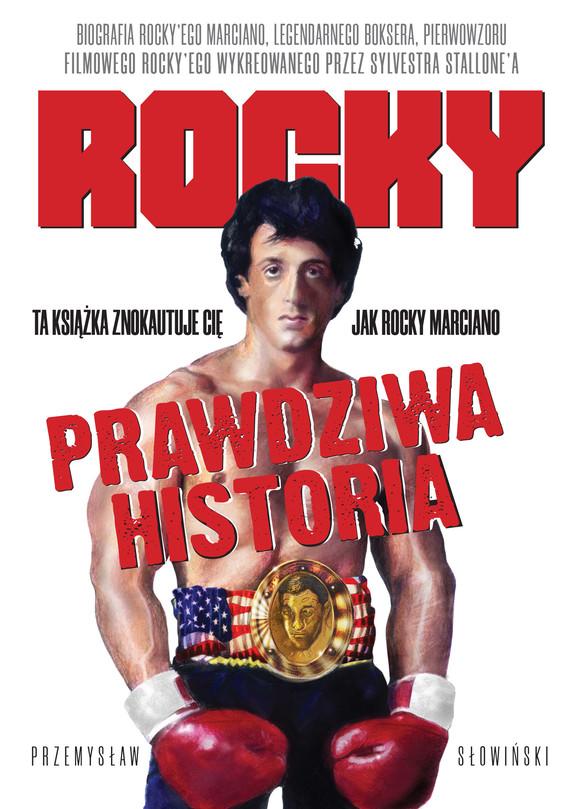 okładka Rocky. Biografia legendarnego bokseraebook | epub, mobi | Przemysław Słowiński