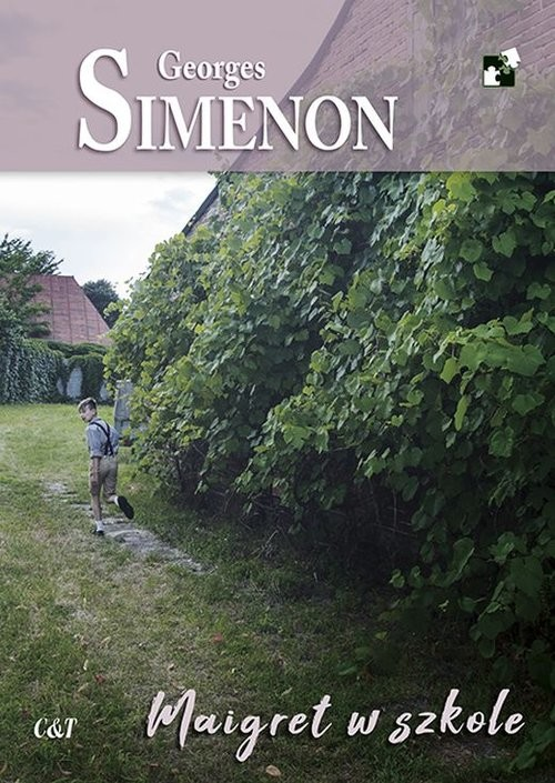 okładka Maigret w szkoleksiążka      Georges Simenon