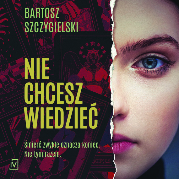 okładka Nie chcesz wiedziećaudiobook   MP3   Bartosz Szczygielski