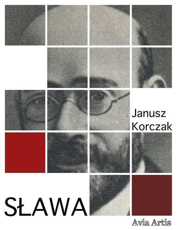 okładka Sławaebook   epub, mobi   Janusz Korczak