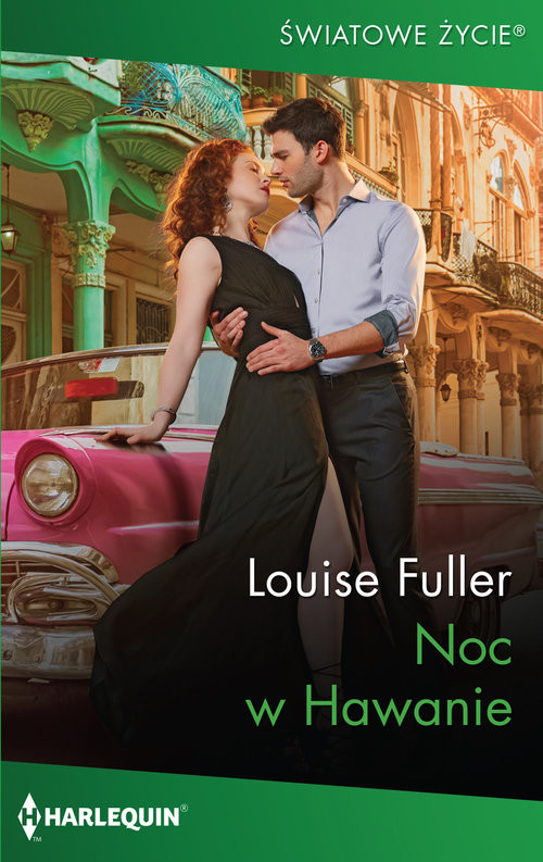 okładka Noc w Hawanieksiążka      Louise Fuller