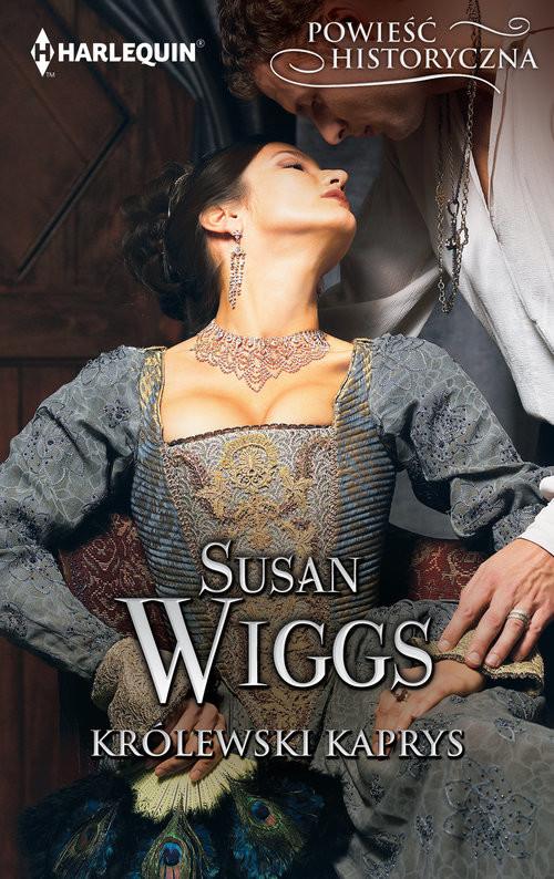 okładka Królewski kaprysksiążka |  | Susan Wiggs
