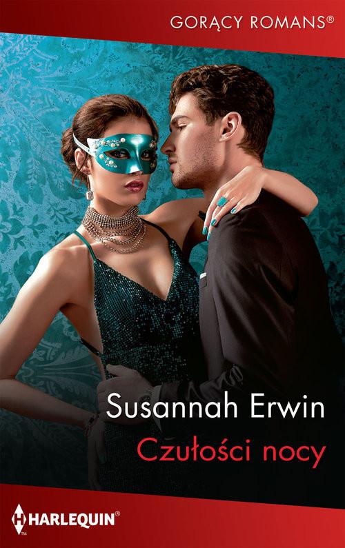 okładka Czułości nocyksiążka |  | Susannah Erwin