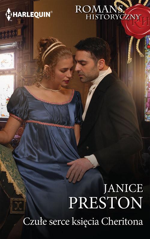 okładka Czułe serce księcia Cheritonaksiążka      Janice Preston