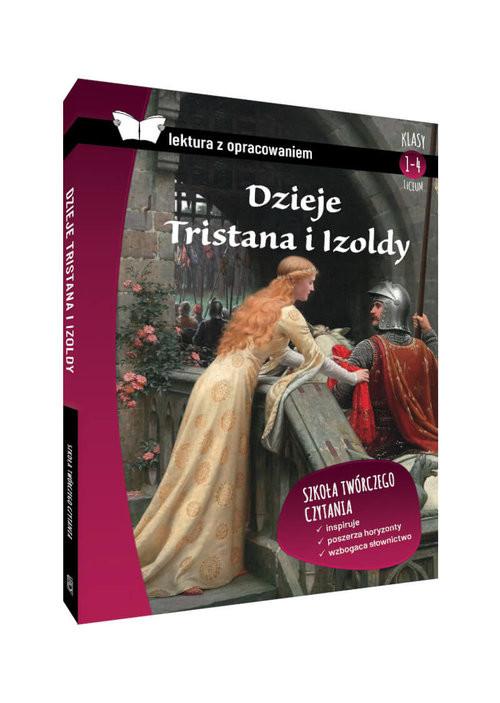 okładka Dzieje Tristana i Izoldyksiążka |  |