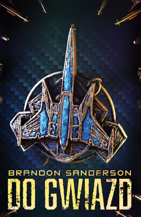 okładka Do Gwiazdebook   epub, mobi   Brandon Sanderson