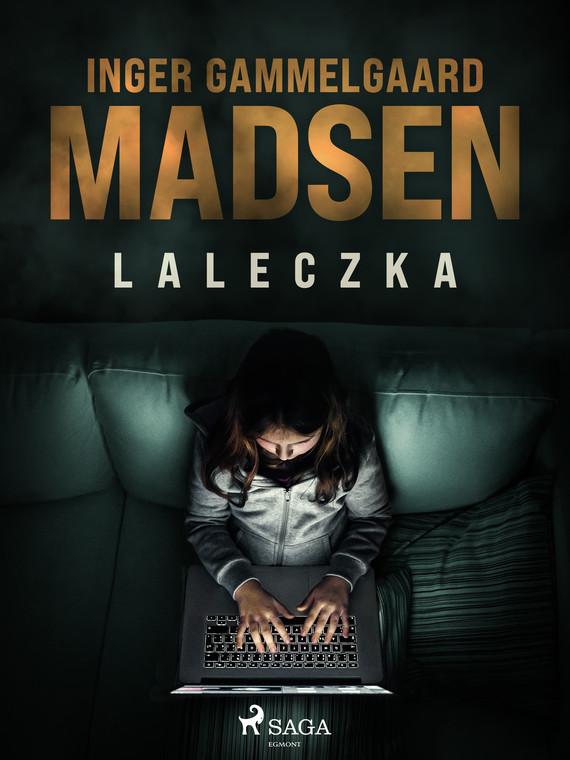 okładka Laleczkaebook | epub, mobi | Inger Gammelgaard Madsen