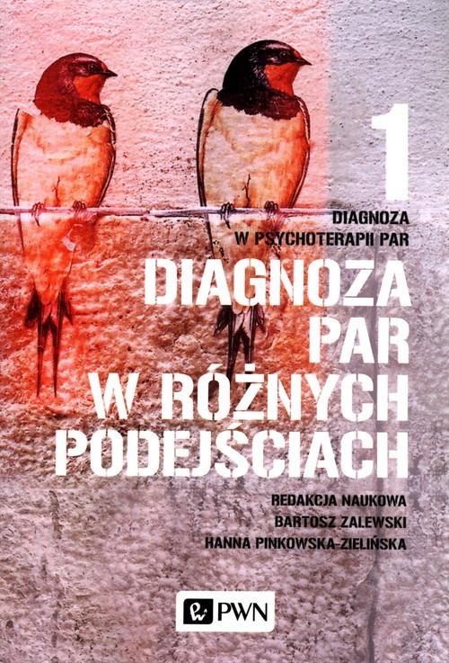 okładka Diagnoza w psychoterapii par Tom 1 Diagnoza par w różnych podejściachksiążka |  | Pinkowska-Zielińska Hanna, Zalewski Bartosz