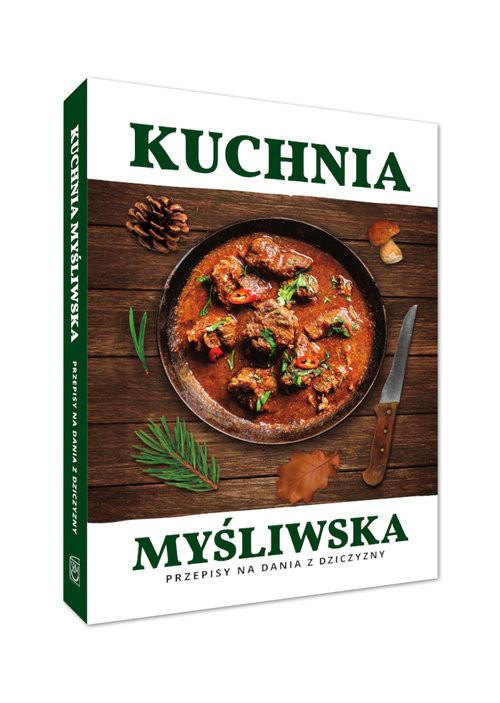 okładka Kuchnia myśliwskaksiążka |  | Magdalena Binkowska