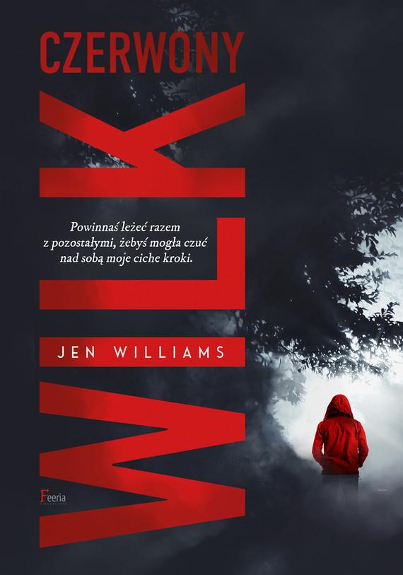 okładka Czerwony wilkebook   epub, mobi   Williams Jen