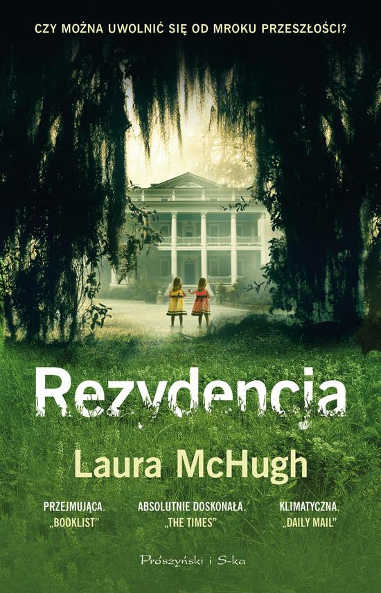 okładka Rezydencjaebook   epub, mobi   Laura McHugh