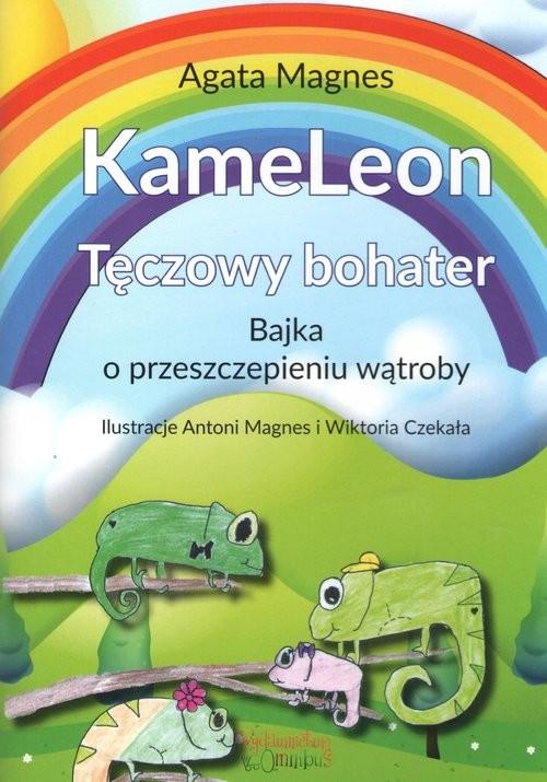 okładka KameLeon Tęczowy bohaterksiążka |  | Agata Magnes
