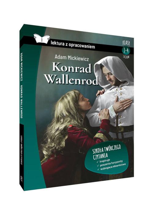 okładka Konrad Wallenrodksiążka |  | Adam Mickiewicz