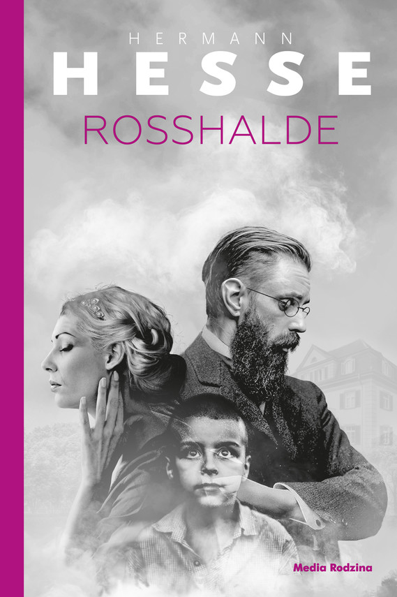 okładka Rosshaldeebook   epub, mobi   Hermann Hesse