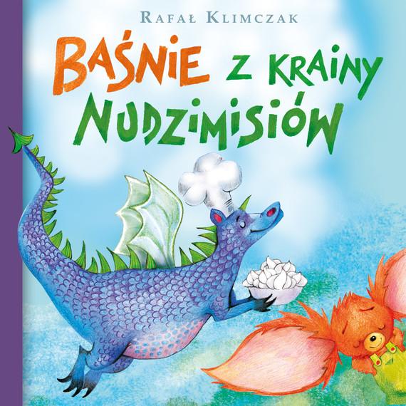 okładka Baśnie z krainy nudzimisiówaudiobook   MP3   Klimczak Rafał