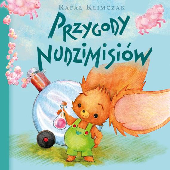 okładka Przygody nudzimisiówaudiobook | MP3 | Klimczak Rafał