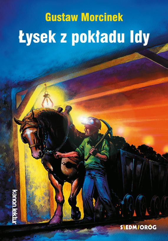 okładka Łysek z pokładu Idyebook | epub, mobi | Morcinek Gustaw
