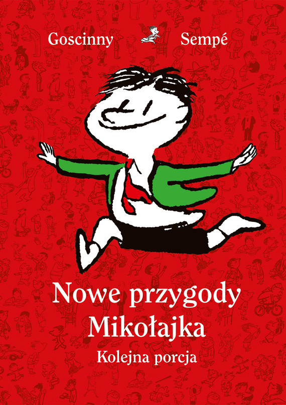 okładka Nowe przygody Mikołajka. Kolejna porcja (wydanie 2021)ebook | epub, mobi | René Goscinny, Jean-Jacques Sempé