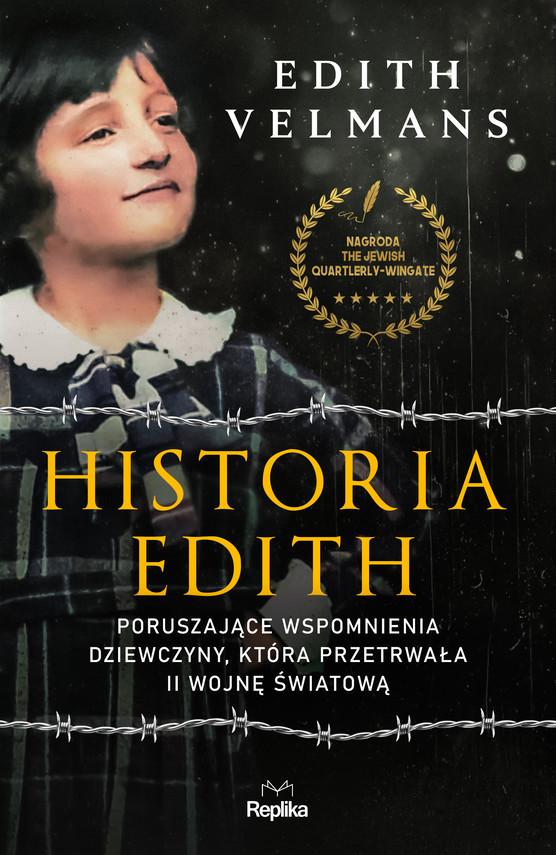 okładka Historia Edithebook | epub, mobi | Edith Velmans