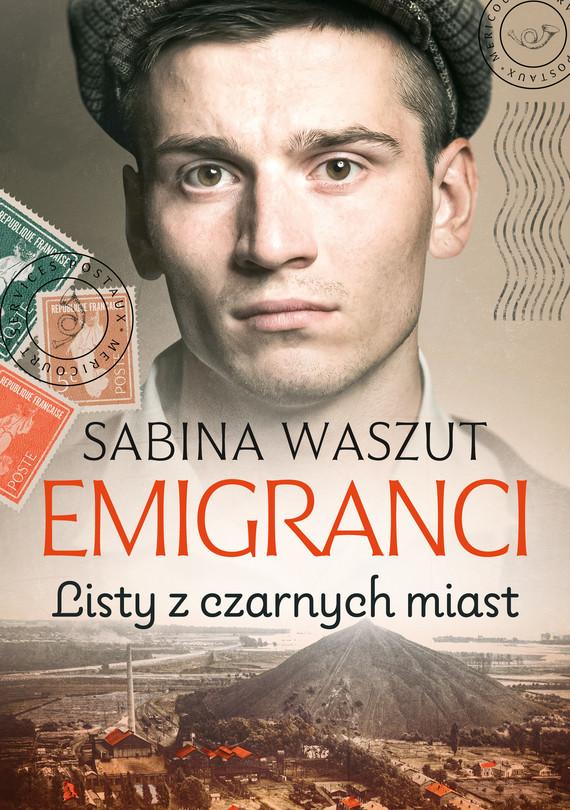 okładka Listy z czarnych miastebook | epub, mobi | Sabina Waszut