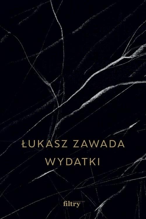 okładka Wydatkiksiążka      Łukasz Zawada