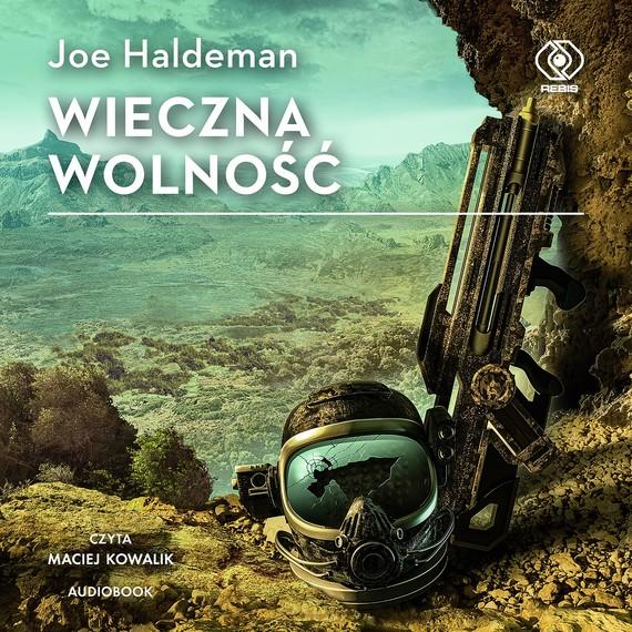 okładka Wieczna wolnośćaudiobook | MP3 | Joe Haldeman