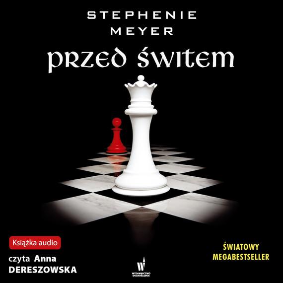 okładka Przed świtemaudiobook   MP3   Stephenie Meyer