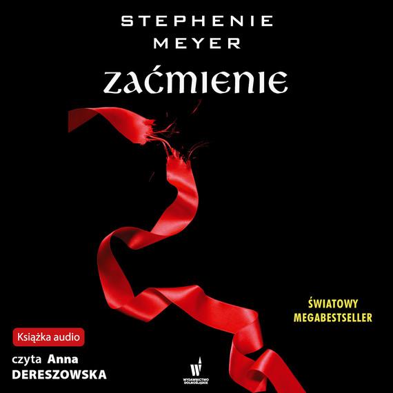 okładka Zaćmienieaudiobook | MP3 | Stephenie Meyer