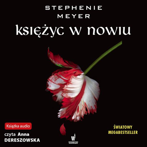 okładka Księżyc w nowiuaudiobook   MP3   Stephenie Meyer