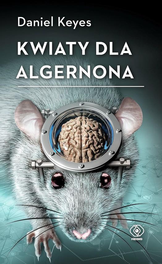 okładka Kwiaty dla Algernonaebook | epub, mobi | Daniel Keyes