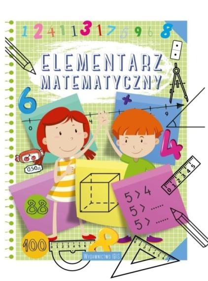 okładka Elementarz matematyczny książka |  | M. Kłysz