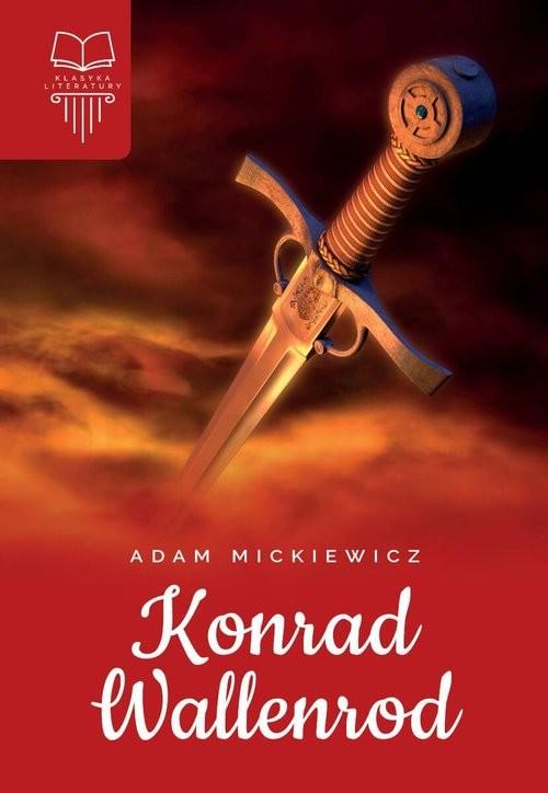 okładka Konrad Wallenrod Bez opracowaniaksiążka      Adam Mickiewicz